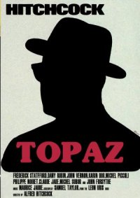 Topaz poster