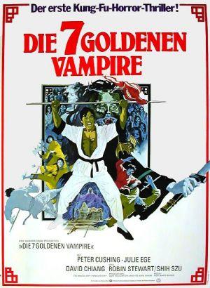 The Legend of the 7 Golden Vampires 500x683