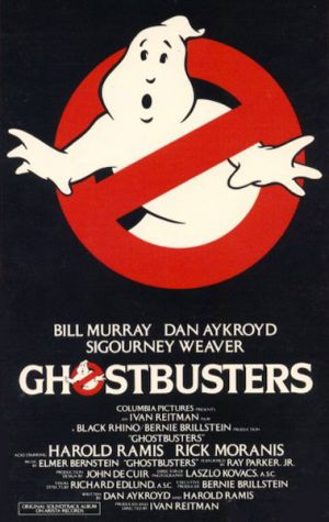 Ghostbusters 379x600