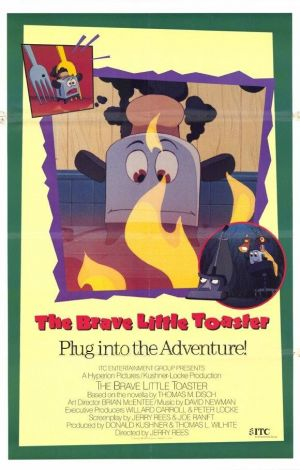 The Brave Little Toaster 580x908