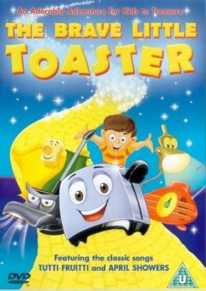 The Brave Little Toaster 337x475