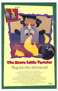 The Brave Little Toaster poster
