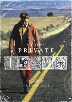 My Own Private Idaho Dvd cover