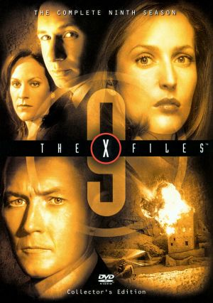 The X Files 1529x2170