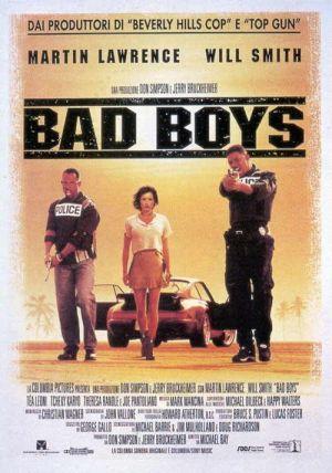 Bad Boys 500x713