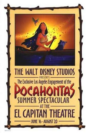 Pocahontas 350x520