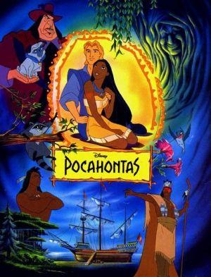 Pocahontas 550x720