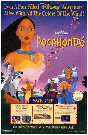 Pocahontas 580x887