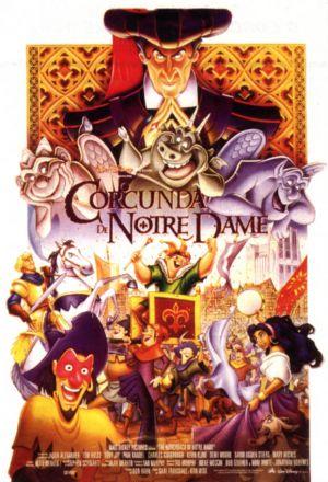 Der Glöckner von Notre Dame 579x850