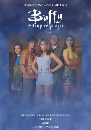 Buffy the Vampire Slayer 1515x2159