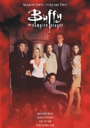 Buffy the Vampire Slayer 1523x2159