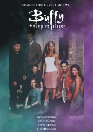 Buffy the Vampire Slayer 1519x2159