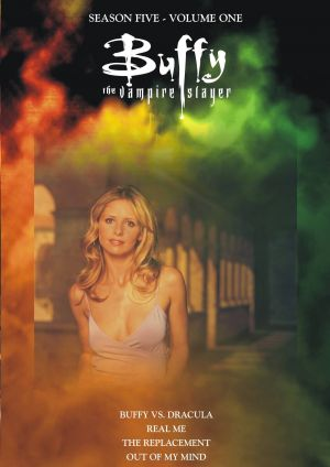 Buffy the Vampire Slayer 1527x2159