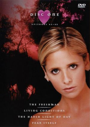 Buffy the Vampire Slayer 2148x3029