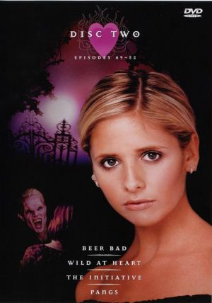 Buffy the Vampire Slayer 2447x3491