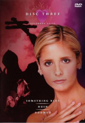 Buffy the Vampire Slayer 2433x3494