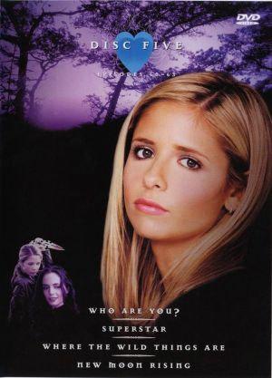 Buffy the Vampire Slayer 1555x2159