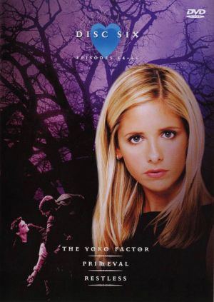 Buffy the Vampire Slayer 1985x2802