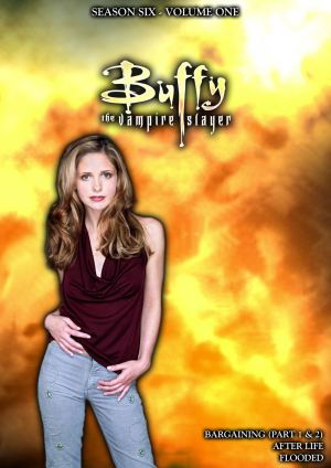 Buffy the Vampire Slayer 1526x2158