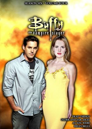 Buffy the Vampire Slayer 1530x2158
