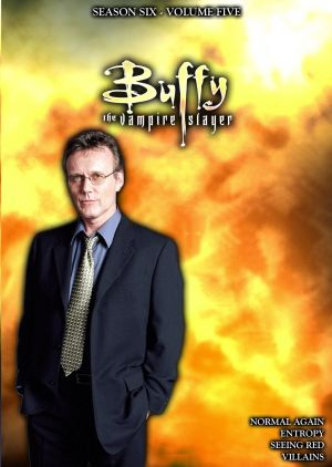 Buffy the Vampire Slayer 1534x2158