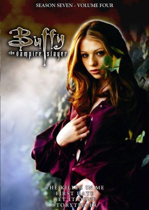 Buffy the Vampire Slayer 1531x2159