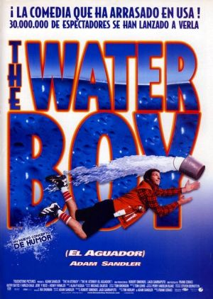 The Waterboy 462x650