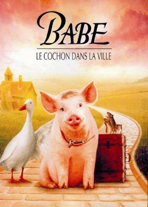 Babe: Pig in the City 600x840