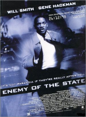 US poster for Enemy Of The State