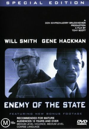 Australian cover for Enemy Of The State
