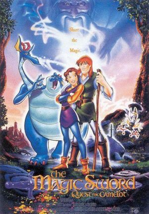 Das magische Schwert - Die Legende von Camelot 450x647