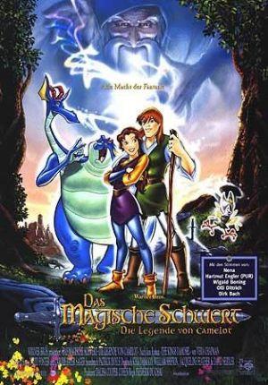 Das magische Schwert - Die Legende von Camelot 314x450