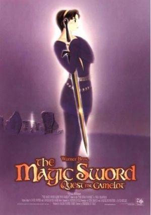 Das magische Schwert - Die Legende von Camelot 330x470