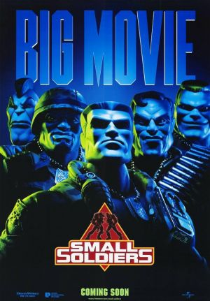 Small Soldiers 673x966