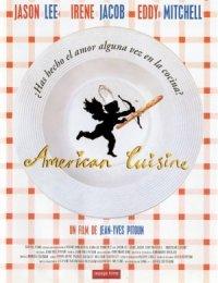 Cuisine américaine poster
