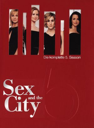 Sex and the City 600x820