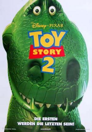 Toy Story 2 340x485