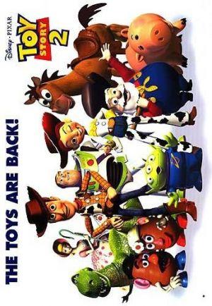 Toy Story 2 346x500