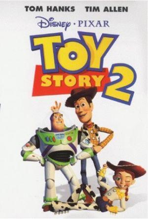 Toy Story 2 322x477