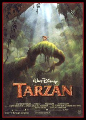Tarzan 352x489