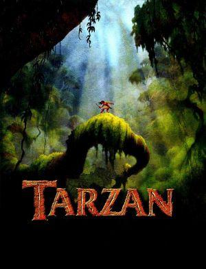 Tarzan 605x792