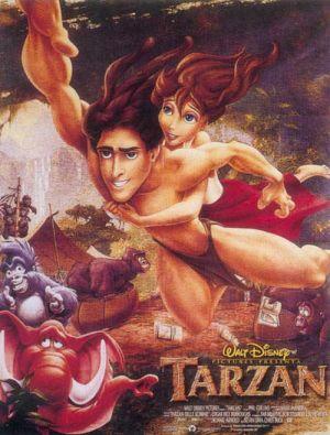 Tarzan 500x658