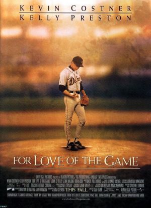 For Love of the Game 700x969