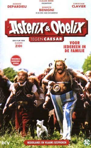 Astérix & Obélix contre César 451x730
