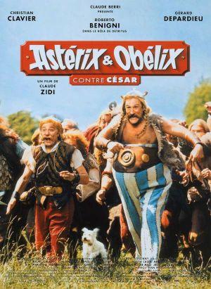 Astérix & Obélix contre César 600x822