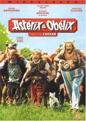 Astérix & Obélix contre César 335x475
