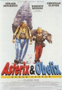 Astérix y Obélix contra César poster
