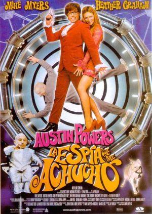 Austin Powers - Spion in geheimer Missionarsstellung 468x660