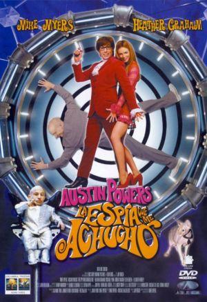 Austin Powers - Spion in geheimer Missionarsstellung 752x1097