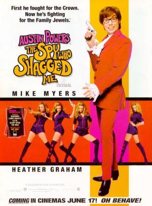 Austin Powers - Spion in geheimer Missionarsstellung 582x787